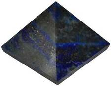 Lapis Lazuli Crystal Pyramid Energy Generator Powerful Healing Wicca Pagan Magic