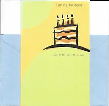 Happy Birthday Husband Your Love Is Like Cake Greeting Card Carlton Cards