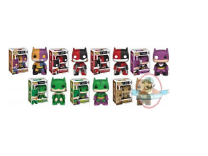 Pop  Heroes DC Impopsters Set of 7 Vinyl Figure Figure Figure by Funko 9f394e