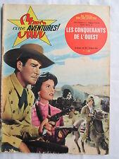 STAR CINE AVENTURES 139 LES CONQUERANTS DE L'OUEST 1964 ROD CAMERON