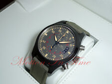 IWC Pilots Watch Chronograph Top Gun Miramar Ceramic 46mm Ref: IW388002