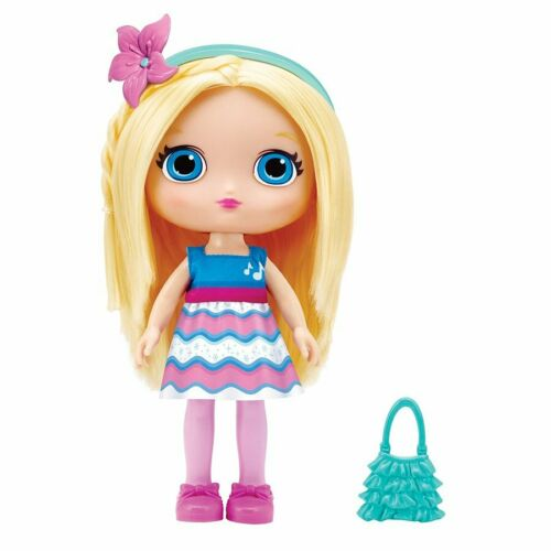 Little Charmers Party Dress Posie Doll