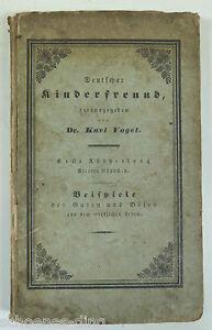 Der-deutsche-Kinderfreund-erste-Abtheilung-vierter-Band-1836