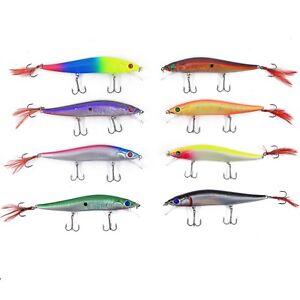 8pcs-Minnow-Hard-Fishing-Lure-Saltwater-Top-Water-Bass-Fishing-Crankbaits-14cm
