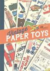 Vintage Paper Toys: 64 French Models to make at home by Franck Fries (Paperback, 2015)