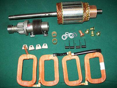 Delco Generator Armature Field Coil Kit Allis Chalmers D12 D14 D15 D17 1100424