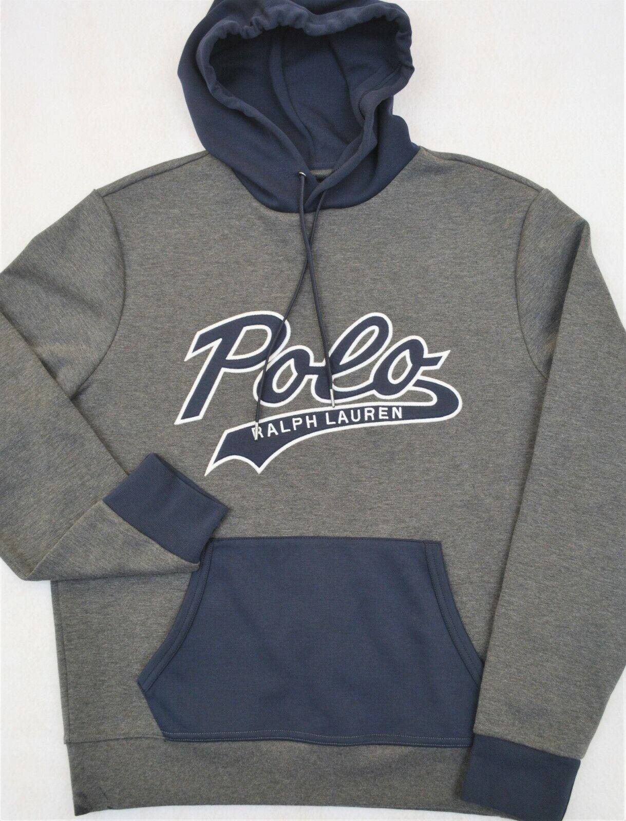 Polo Ralph Lauren Hoodie Performance Logo Hooded schweißhemd M NWT  125