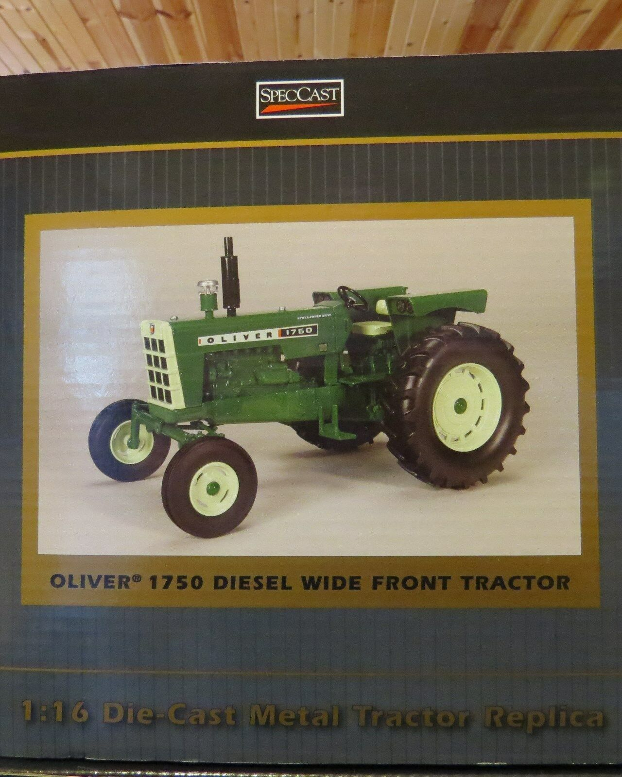 SpecCast Oliver 1750 Diesel Wide Front OL009  2