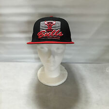 Chicago Bulls Windy City Hip-Hop Snapback Cap Basketball Hat