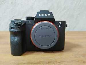 Sony Alpha 7S Mark II 12.2MP Fotocamera Digitale Mirrorless (Solo Corpo) - Nera