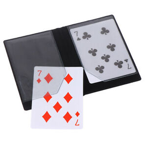 Wallet-Card-Appearing-Magic-Tricks-Wallet-Melting-With-Magnet-Card-Close-Up-T-TR