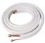 5m K-Leitung Dual MultiSplit 2,6 WiFi 5,2 KW RIEWITEC Klimaanlage 6,1//6,6 KW
