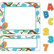 Carson Dellosa Classroom Decorations Boho Birds Banners Grade Pack
