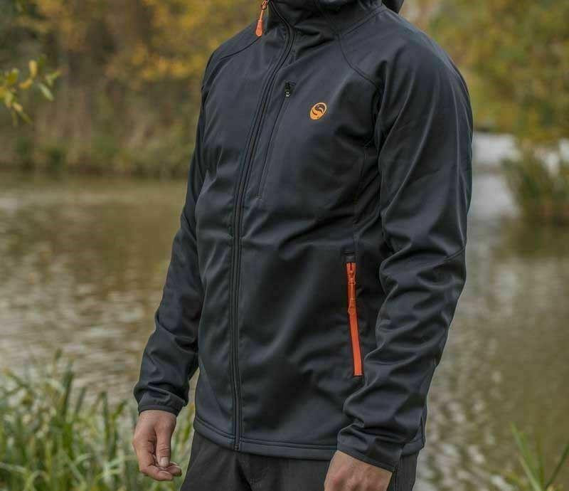 Guru Polar Softshell Jacket All Größes Match Fishing Jacket