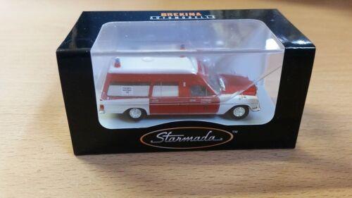 "Brekina 13817-1//87 Mercedes-Benz//8 ktw /""Bf RFA/"" de starmada-nuevo"