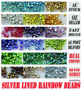 Seed Beads Glass 4 mm Peacock Jewellery Bead Finding Dance Costumes Kids Crafts