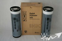 2 Compatible Riso S-539 S-569 Inks Risograph Gr 1700 2700 3750 Ra 4000 Rc 6300