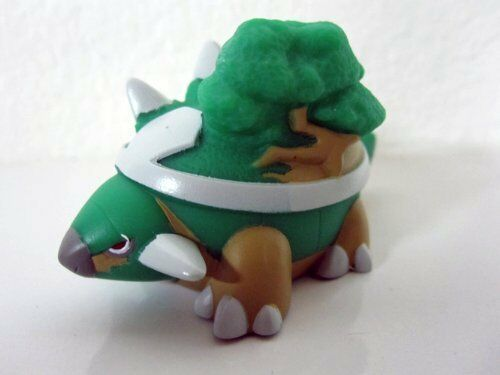 Pokemon Finger Puppet Mini PVC Figure Torterra