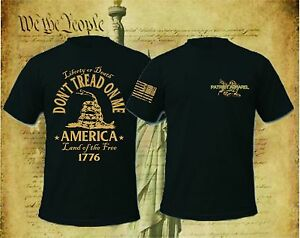 Don-039-t-Tread-On-Me-Gadsden-Snake-Flag-Political-Tee-T-SHIRT-Dont-ACU-Tan-DTOM