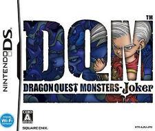 Nintendo DS Dragon Quest Monsters: Joker [Japan Impo VideoGames