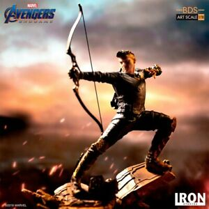 IRON-STUDIOS-Endgame-Hawkeye-BDS-Tenth-1-10-scale-Figure-NEW-SEALED
