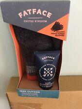 Fat Face Fatface Seek Outside Touch Screen Gloves Hand Cream