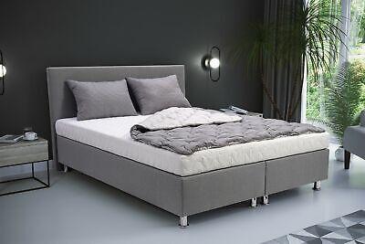 SchöN Polsterbett Schlafzimmerbett Madin 160x200cm Komplettset Kunden Zuerst