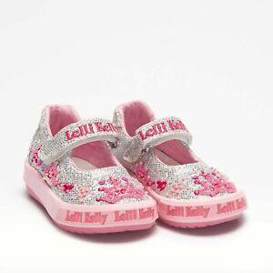 Lelli Kelly Tiara Silver Glitter Canvas Dolly UNICORN WAND GIFT SAVE £5