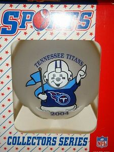 New in Box Tennesee Titans 2004 Christmas Holiday Large ...