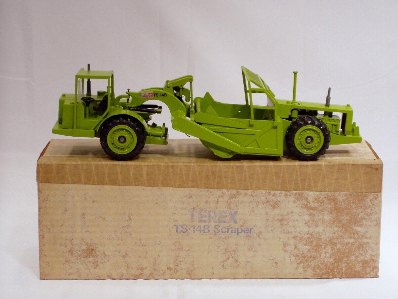 Terex IBH TS14B Scraper - 1 40 - Conrad  2411 - MIB