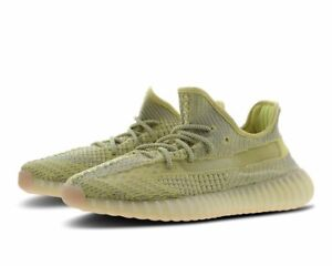 Details about Adidas Yeezy Boost 350 V2 Antlia Yellow Blue UK 2 3 4 5 7 8 9 10 11 12 13 US