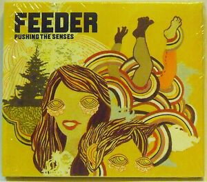FEEDER - PUSHING THE SENSE - CD DVD SIGILLATO - Italia - FEEDER - PUSHING THE SENSE - CD DVD SIGILLATO - Italia