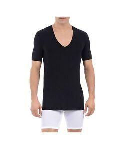Tommy John /'Cool Cotton/' Deep V-Neck Men/'s T-Shirt Men Undershirt Crew Neck New