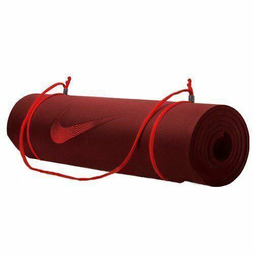 Nike Yoga Mat 2 0 Training Mat 12mm Red For Sale Online Ebay