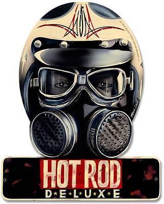 Hot Rod Magazine Racing Helmet