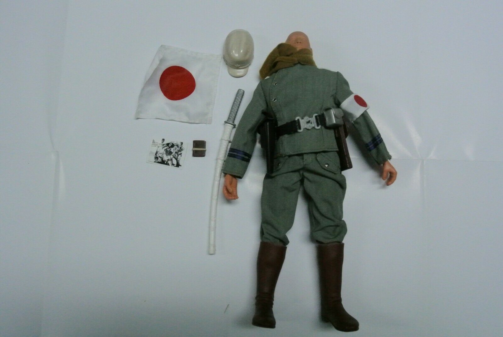 Hasbro 1 6 GI Joe JAPANESE ARMY SOLDIERS test shot predotype factory sample
