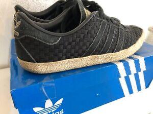 adidas gazelle 8 Rare Jet black | eBay