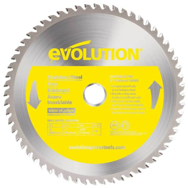 "Jancy Slugger 9/"" Stainless Steel Saw Blades"