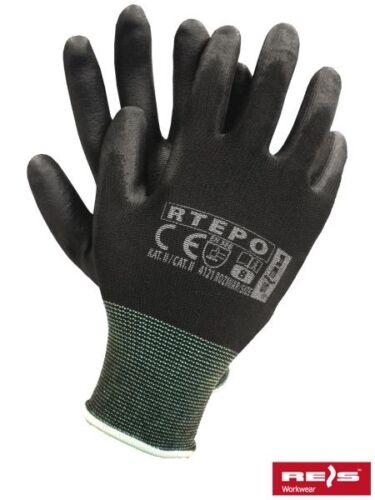 120 pares de trabajo los guantes de arroz rtepo top calidad y montaje jardín-bb