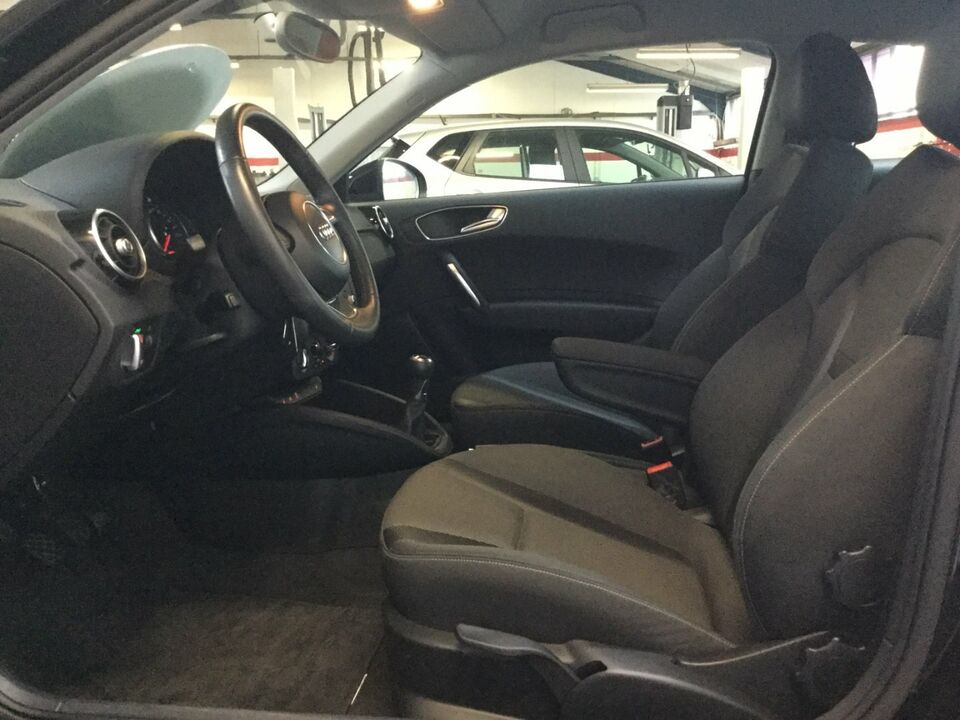 Audi A1 1,2 TFSi 86 Ambition Benzin modelår 2012 km 73000