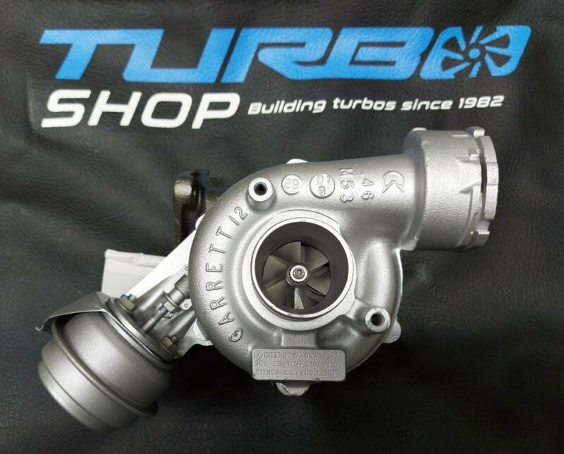 AUDI VW A3 A4 Golf Passat Jetta 2.0L TDI Turbo Charger available at The Turbo Shop