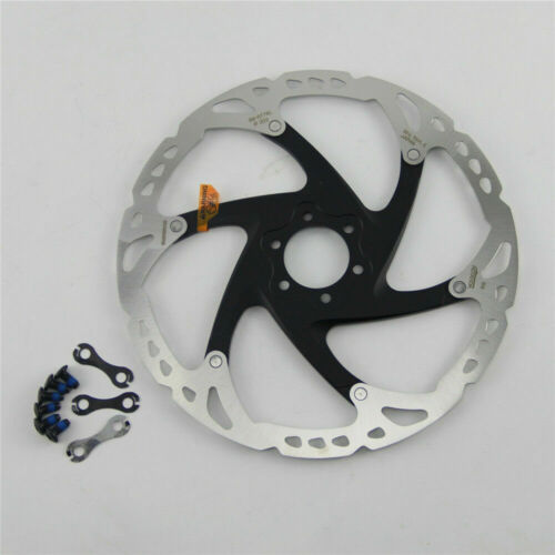 SHIMANO DEORE XT SM-RT86 160//180//203MM Ice-Tech MTB Brake Rotor Disc 6 Bolt