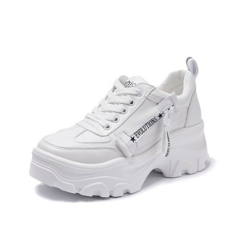 Ladies Sport shoes Lace Up Sneakers Wearproof Outdoor Hiking shoes Trainers New
