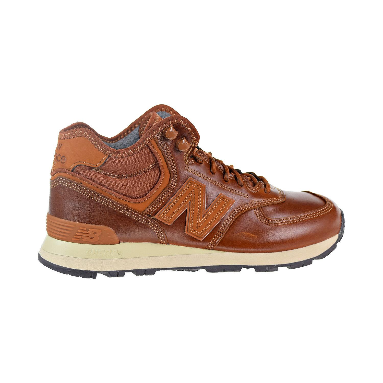 New balance 574 Para hombre Zapatos Marrón MH574-OAD
