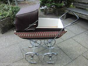 Original er er jahre puppenwagen stubenwagen vintage ebay