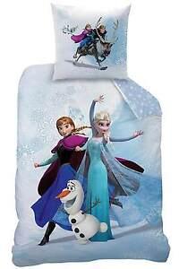 Biber Kinder Bettwäsche 135200 8080 Die Eiskönigin Frozen Enjoy