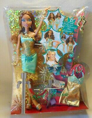 Bello 2007 Mattel Myscene Rock Awards Westley Bambola Ovp-mostra Il Titolo Originale
