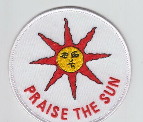 PATCH DARK SOULS PRAISE THE SUN