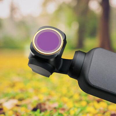 Waterproof Adjustable 2 IN 1 ND-PL CPL UV Camera Lens Filter For DJI OSMO POCKET
