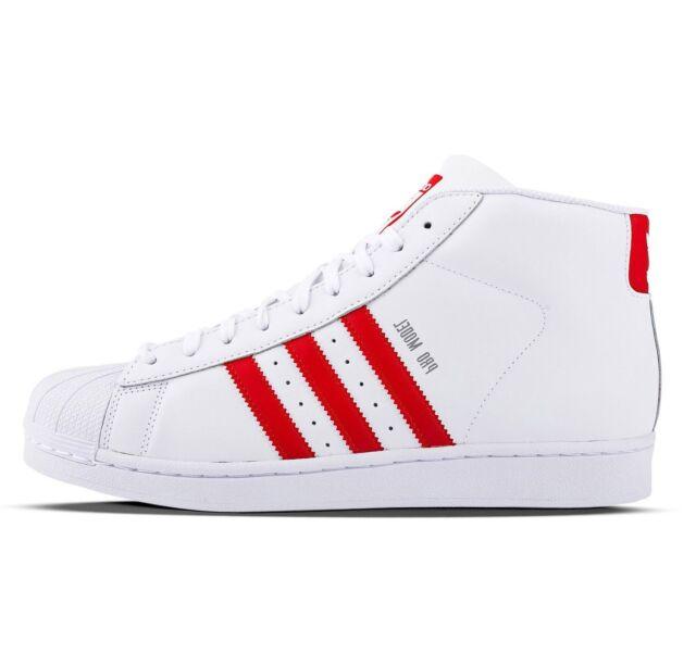 adidas originals pro model red, Adidas Originals trainers
